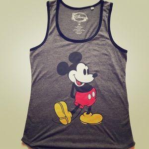 Mickey Mouse Disney Women's Medium tank top